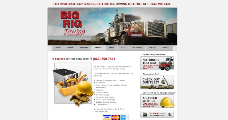 Big-Rig-Towing