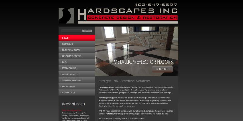 Hardscapes Inc.