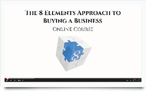 Buying a Business Online Course